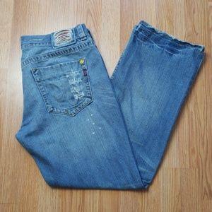 👖MEK Denim Men's Jeans 40x34